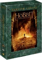 Jaquette Le Hobbit : La désolation de Smaug (Version longue - Edition Collector)