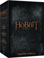 Jaquette Le Hobbit - La trilogie (Version longue)