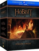 Jaquette Le Hobbit - La trilogie (Version longue - Blu-ray + Copie digitale)