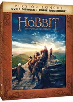 Jaquette Le Hobbit : Un voyage inattendu (Version longue - Edition Collector 2 DVD)