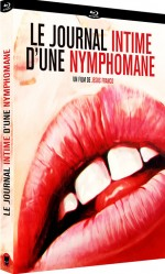 Jaquette Le Journal Intime d'une Nymphomane [DVD/BLURAY]