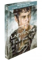 Jaquette Le Labyrinthe (Blu-ray + DVD)