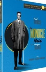 Jaquette Le Monocle noir (Combo Collector Blu-ray + DVD)