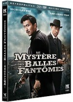 Jaquette Le Myst�re des balles fant�mes (Combo Blu-ray + DVD - �dition Limit�e)