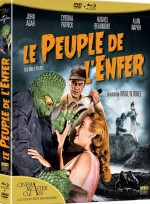 Jaquette Le Peuple de l'enfer (DVD + BLURAY)