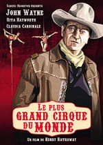 Jaquette Le Plus grand cirque du monde