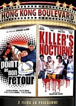 Jaquette Le Point de non retour + Killer's Nocturne EPUISE/OUT OF PRINT