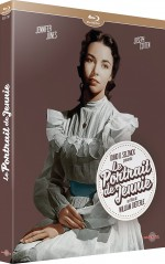 Jaquette Le Portrait de Jennie  (bluray)