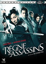 Jaquette Le R�gne des assassins
