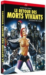 Jaquette Le Retour des Morts-Vivants EPUISE/OUT OF PRINT