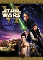 Jaquette Le Retour du Jedi (Coffret 2 DVD - THX - Edition limit�e)