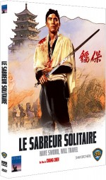 Jaquette Le Sabreur Solitaire EPUISE/OUT OF PRINT