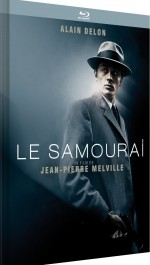 Jaquette Le Samoura� (�dition limit�e - Coffret 2 disques - Blu-ray Disc)