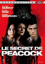Jaquette Le Secret de Peacock
