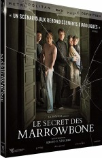 Jaquette Le Secret des Marrowbone