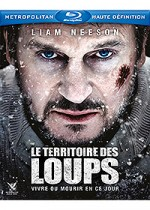 Jaquette Le Territoire des loups