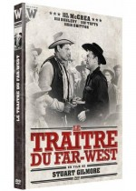 Jaquette Le Traître du Far West (DVD)
