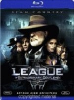Jaquette League Of Extraordinary Gentlemen