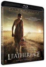 Jaquette Leatherface