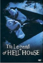 Jaquette Legend of Hell House