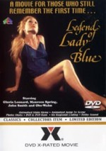 Jaquette Legend of Lady Blue