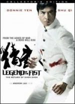 Jaquette Legend of the Fist: The Return of Chen Zhen
