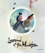 Jaquette Legend of the Mountain