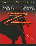 Jaquette Legend of Zorro / The Mask of Zorro