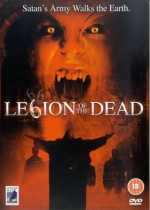 Jaquette Legion of the Dead