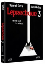 Jaquette Leprechaun 3 (Blu-Ray+DVD) - Cover A