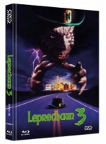 Jaquette Leprechaun 3 (Blu-Ray+DVD) - Cover B