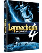 Jaquette Leprechaun 4: In Space  (Blu-Ray+DVD) - Cover A