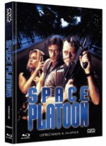 Jaquette Leprechaun 4: In Space  (Blu-Ray+DVD) - Cover B