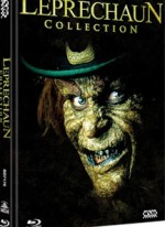Jaquette Leprechaun Collection - Teil 1-4 & Leprechaun: Origins