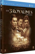 Jaquette Les 3 royaumes (int�grale) EPUISE/OUT OF PRINT
