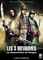 Jaquette Les 3 Royaumes - La r�surrection du Dragon