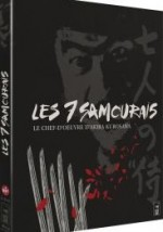 Jaquette Les 7 samouraïs EPUISE/OUT OF PRINT
