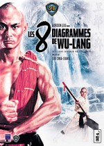 Jaquette Les 8 Diagrammes de Wulang version 2 dvd