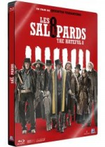 Jaquette Les 8 Salopards (�dition Limit�e bo�tier SteelBook)