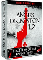 Jaquette Les Anges de Boston 1 et 2