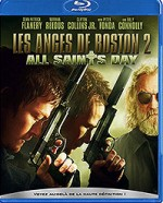 Jaquette Les Anges de Boston 2 - All Saints Day