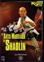 Jaquette Les Arts Martiaux de Shaolin version Pocket
