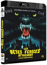 Jaquette Les Bêtes féroces attaquent (bluray)