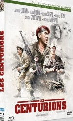 Jaquette Les Centurions [Combo Blu-ray + DVD]