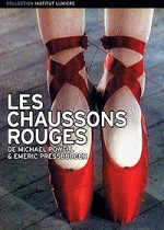 Jaquette Les Chaussons rouges (Edition Collector - Coffret 2 DVD) EPUISE/OUT OF PRINT