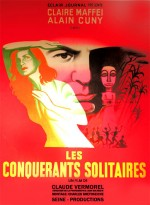 Jaquette Les Conqu�rants solitaires et La plus belle des vies  EPUISE/OUT OF PRINT