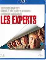 Jaquette Les Experts