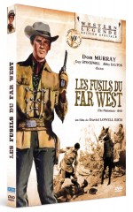 Jaquette Les Fusils du Far West