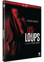Jaquette Les Loups (�dition Limit�e Blu-ray + DVD)