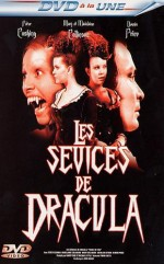 Jaquette Les Sévices de Dracula EPUISE/OUT OF PRINT